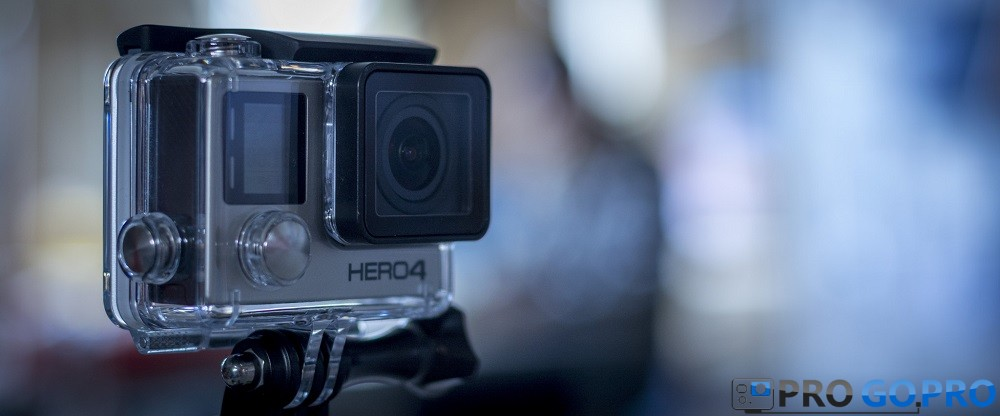 Обзор камеры GoPro HD HERO 4 Black Edition
