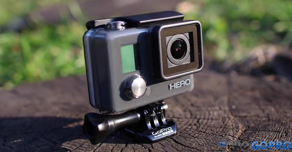 Обзор экшн камеры GoPro HERO (CHDHA-301)
