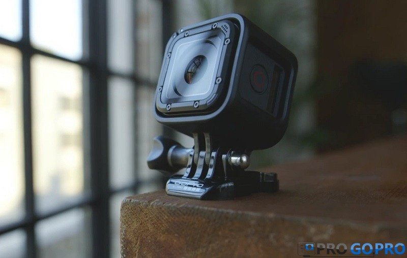 Обзор GoPro hero4 session
