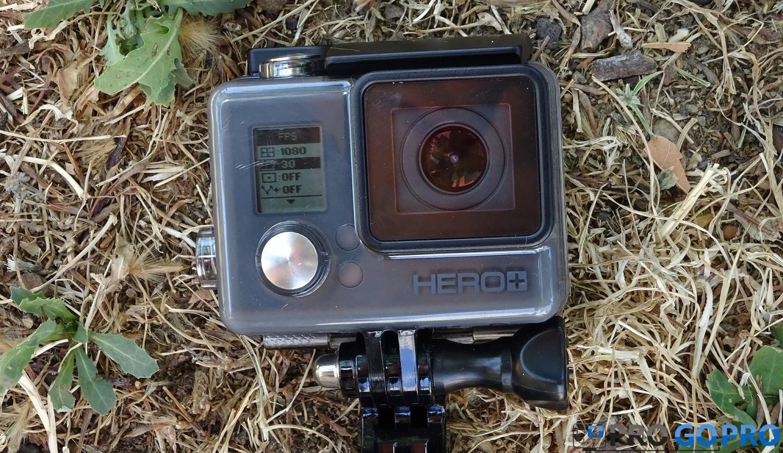 Обзор камеры GoPro Hero+ LCD