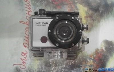 Отзыв об экшн-камере WDV5000 от Гракова Павла