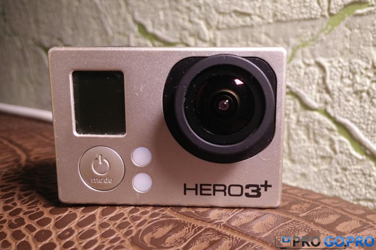 Отзыв о камере GoPro Hero3+ Black edition от Горбунова Романа