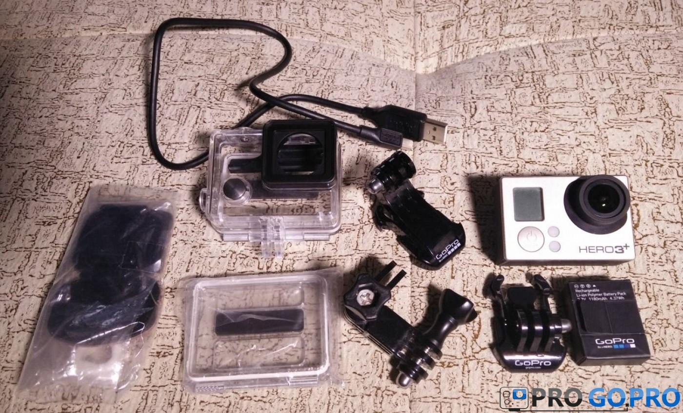 Отзыв о экшн камере GoPro Hero3+ Black edition от Горбунова Романа