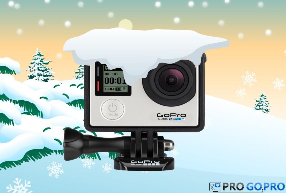 Камера GoPro зависает