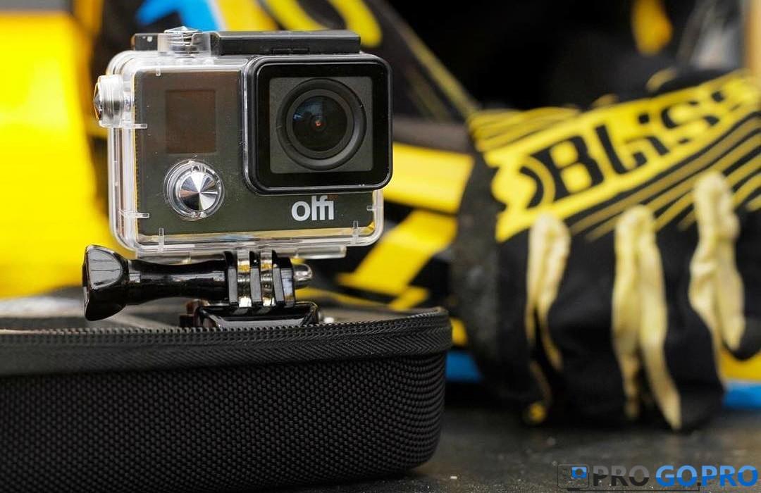 Обзор камеры Olfi