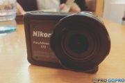 Обзор экшн камеры Nikon KeyMission 170