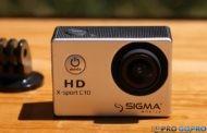 Отзыв об экшн камере Sigma mobile X-sport C10 от Левенец Екатерины