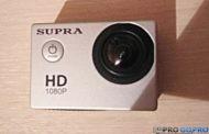 Отзыв об экшн-камере Supra ACS-10 от Волковой Марины