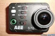 Отзыв об экшн камере AEE S70 от Грышечко Руслана