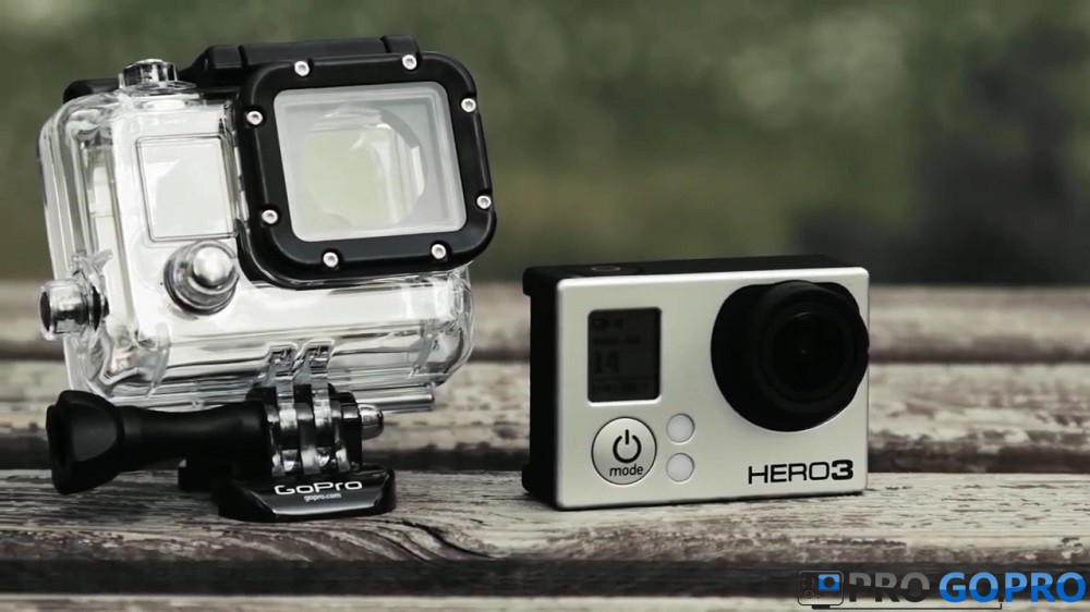 Камера GoPro_Hero_3_Black_Edition Обзор