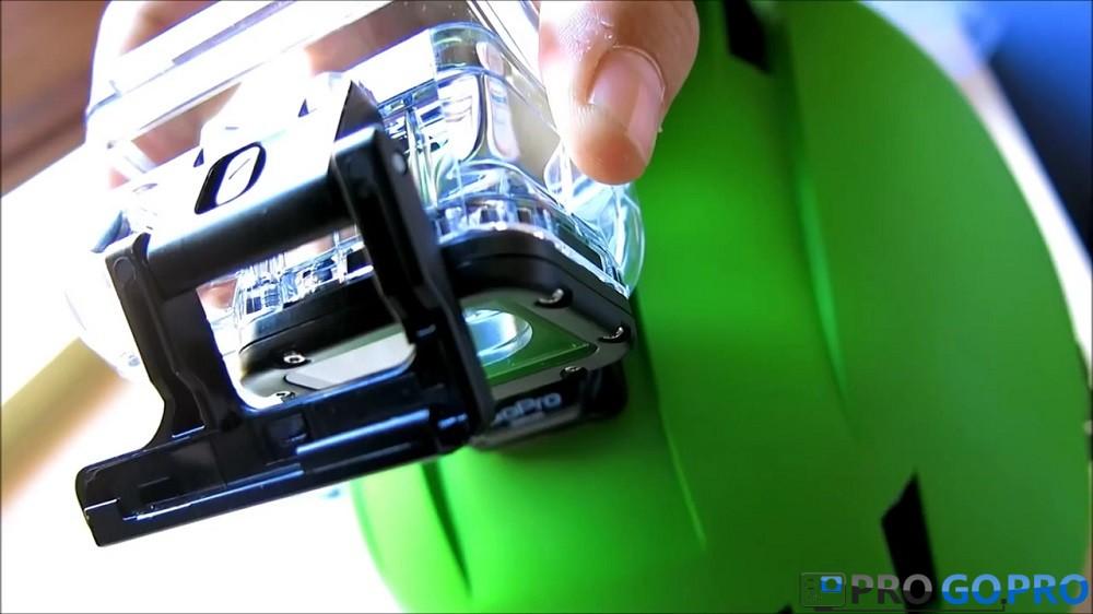 Крепление камеры GoPro_Hero3_White_Edition
