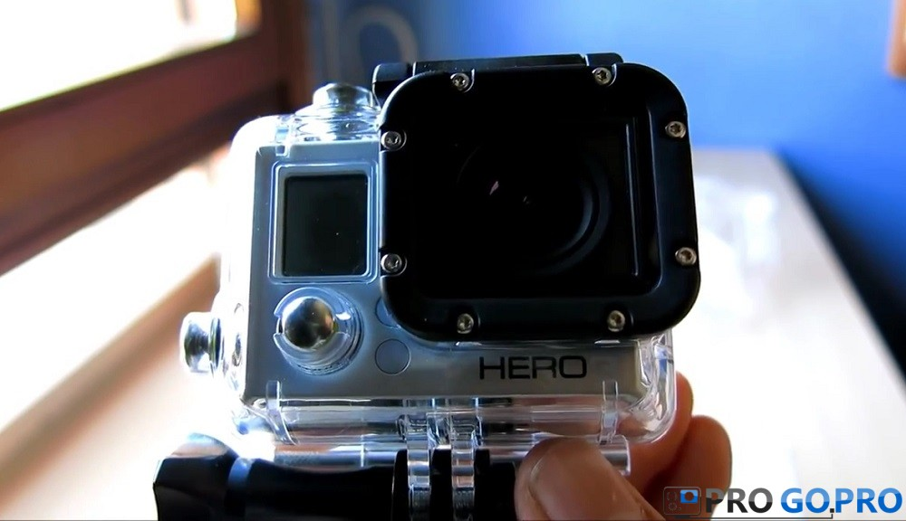 Обзор камеры gopro hero 3 white edition