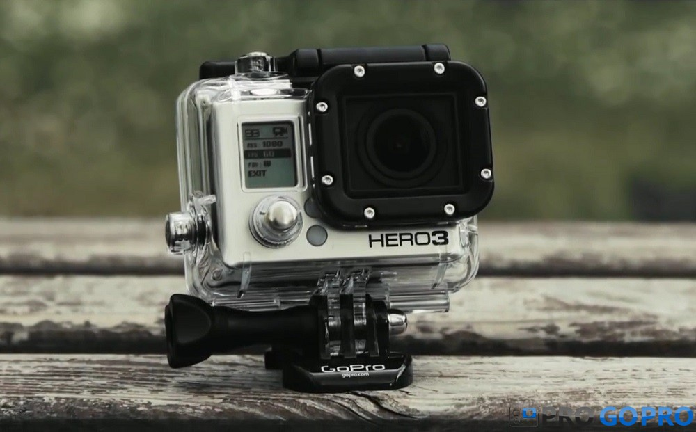 Обзор камеры gopro hero 3 black edition