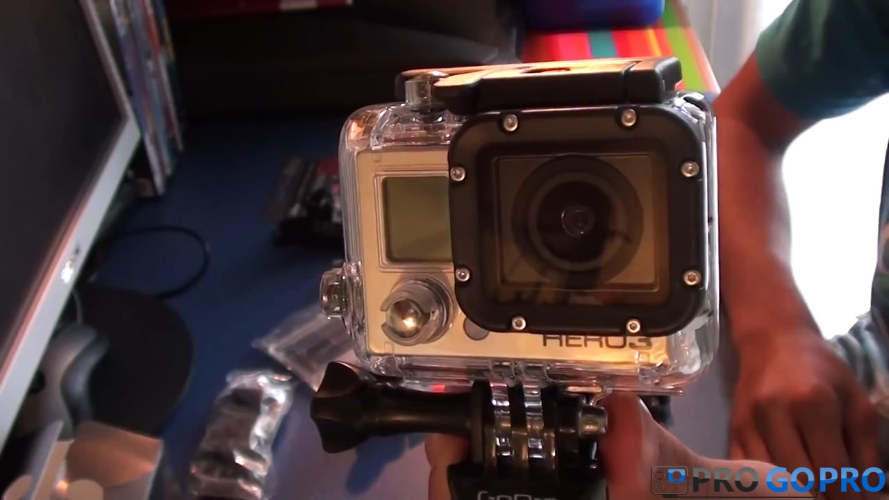 Обзор камеры gopro hero 3 silver edition