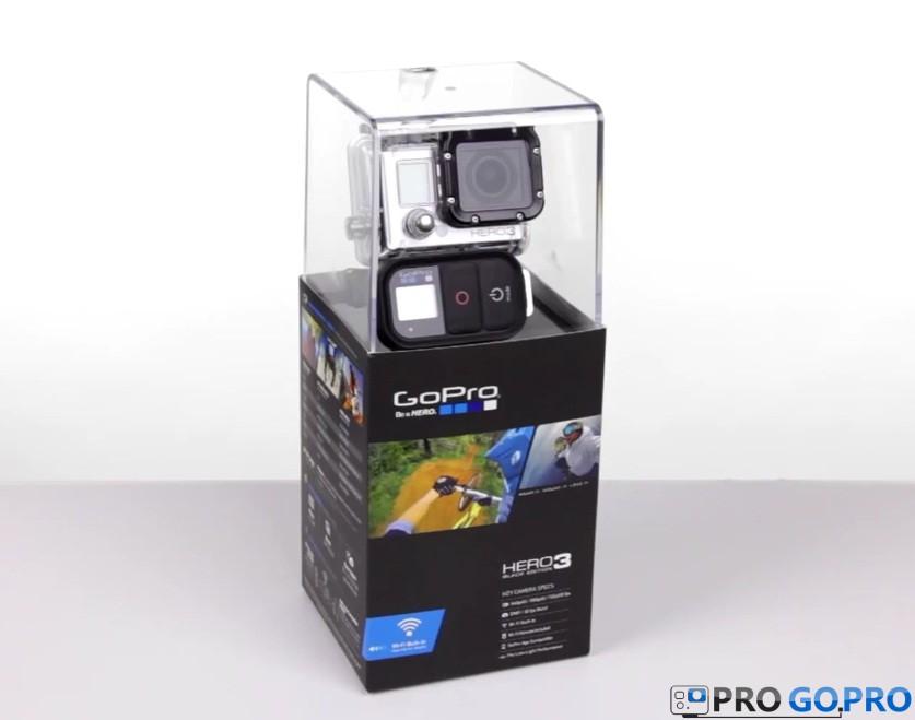 Отзывы об экшн-камере GoPro HD HERO 3 Black Edition