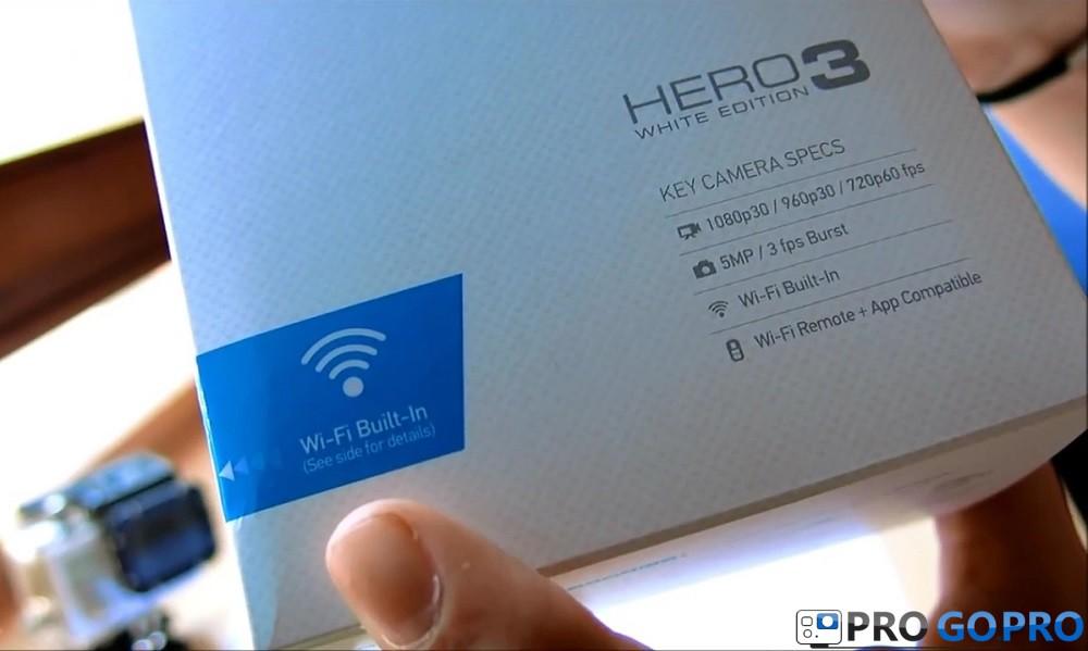 тех. характеристики GoPro_Hero3_White_Edition