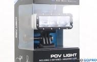 Светодиодный фонарь SP POV LIGHT для GoPro