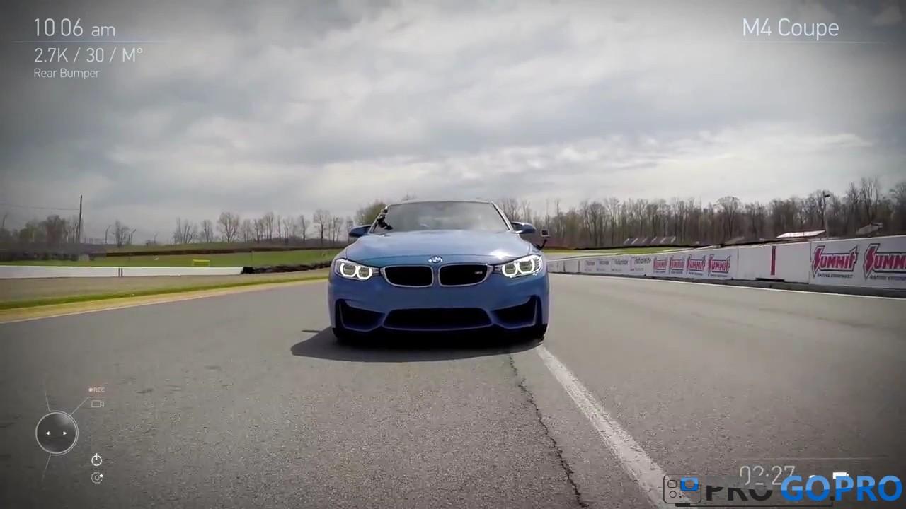 BMW интегрировали в автомобильную систему поддержку камеры Gopro