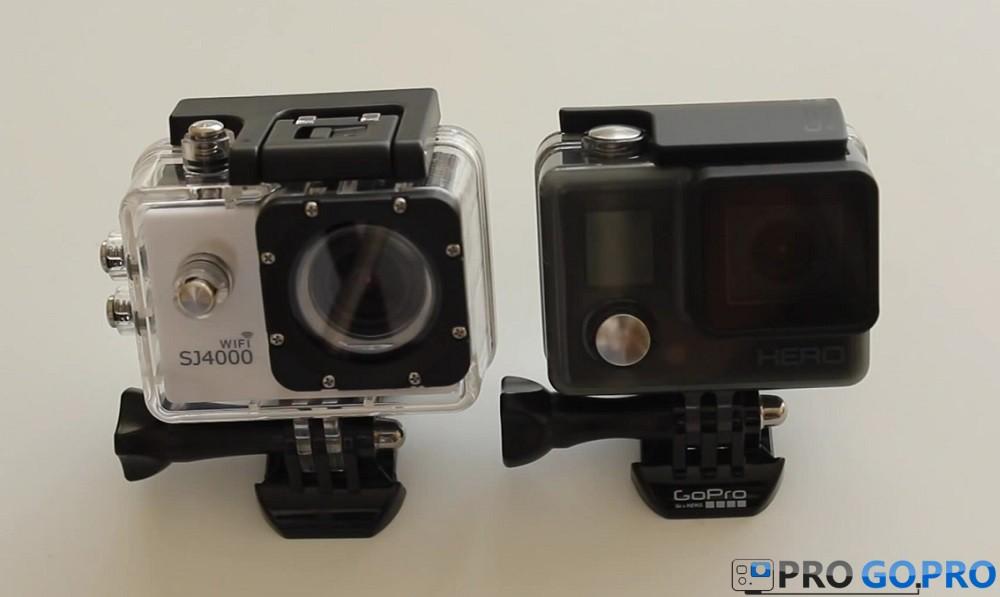 Как отличить Китайскую камеру GoPro от оригинальной