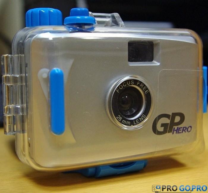 Обзор камеры GoPro Hero 35мм
