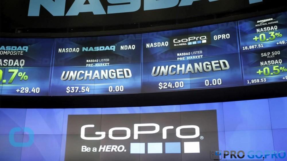 Патент Apple обвалил акции компании gopro