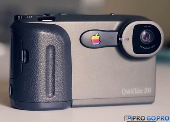 Патент Apple обрушил акции GoPro