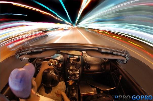 Камера GoPro в качестве видеорегистратора: плюсы и минусы использования