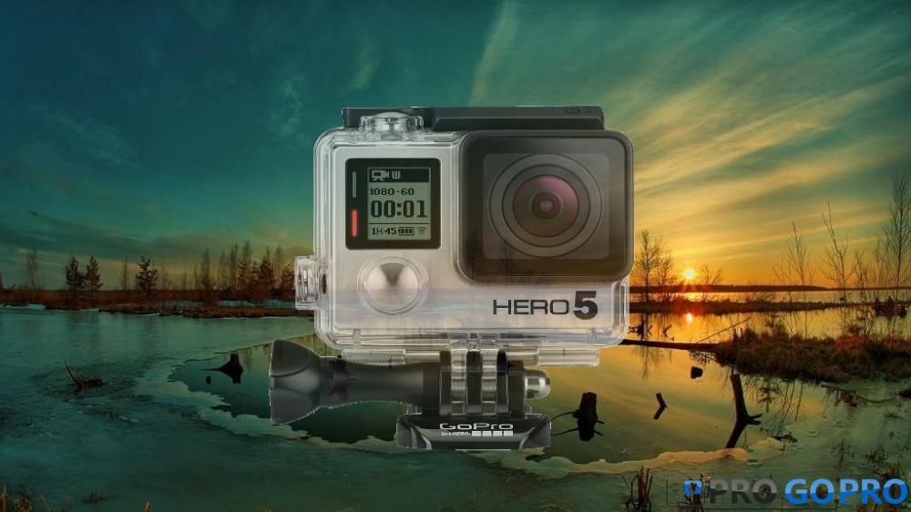 GoPro Hero5 какая она будет