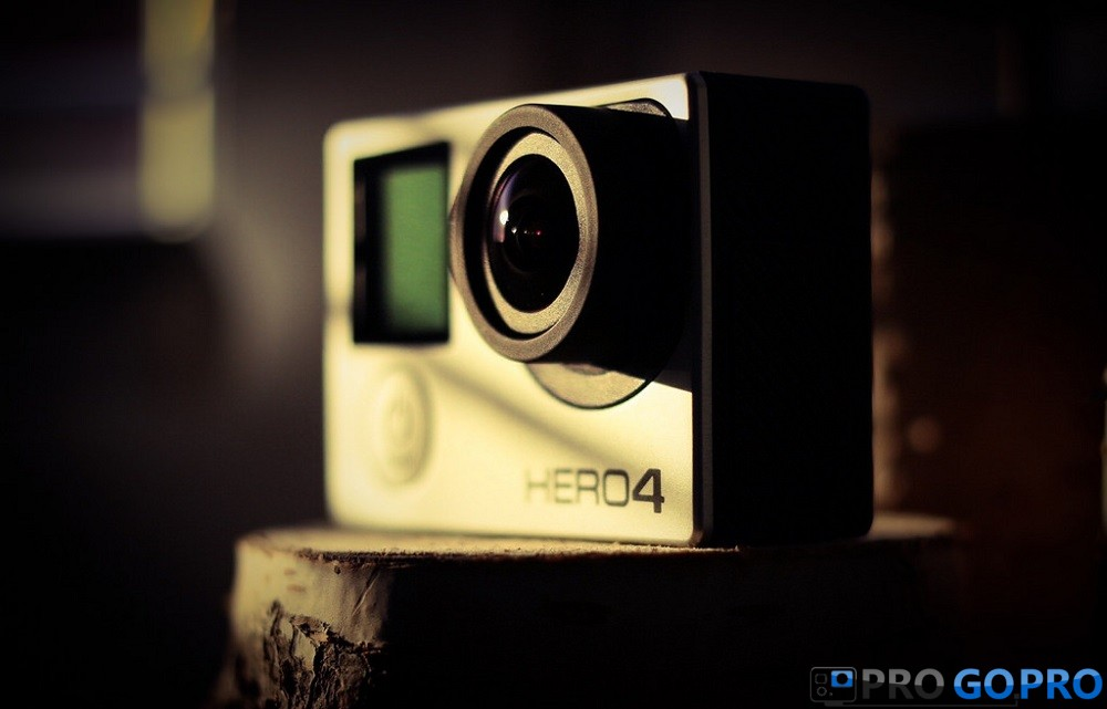 Обзор камеры GoPro HERO4 Black Edition