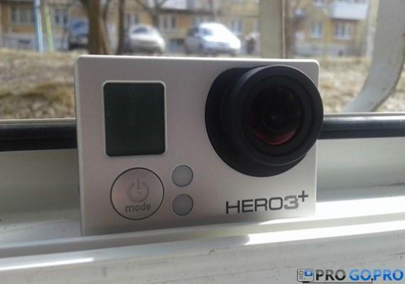 Отзывы о камере GoPro HERO3+ Silver Edition