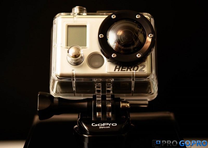 Отзывы о камере GoPro Hero2
