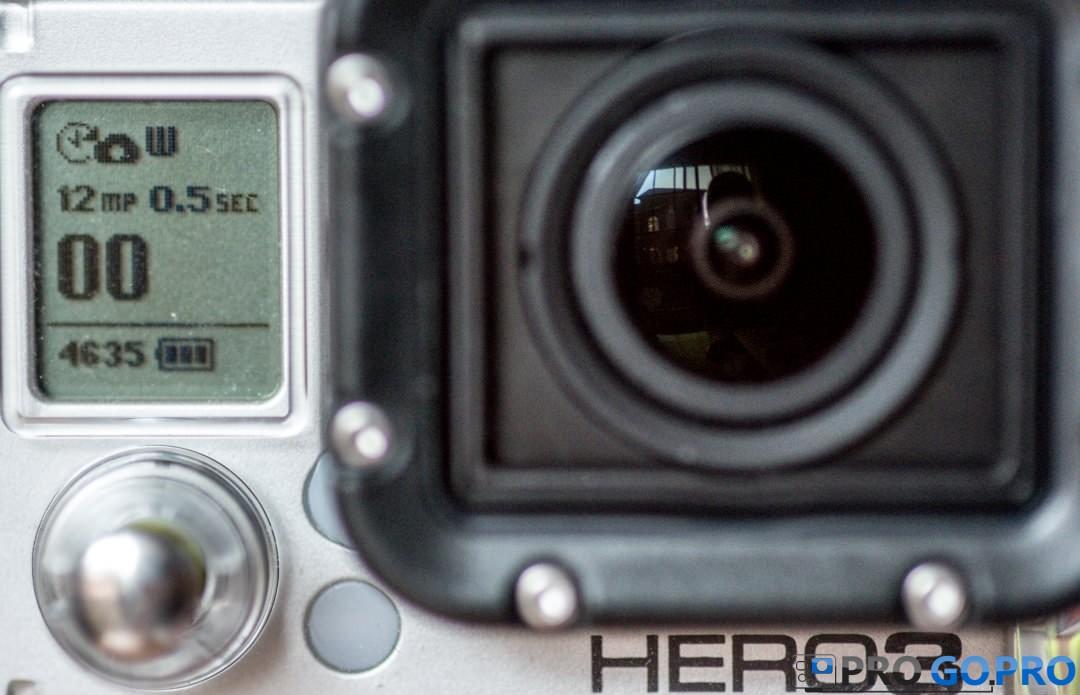 Как установить поляризационный фильтр на камеру GoPro Hero 3