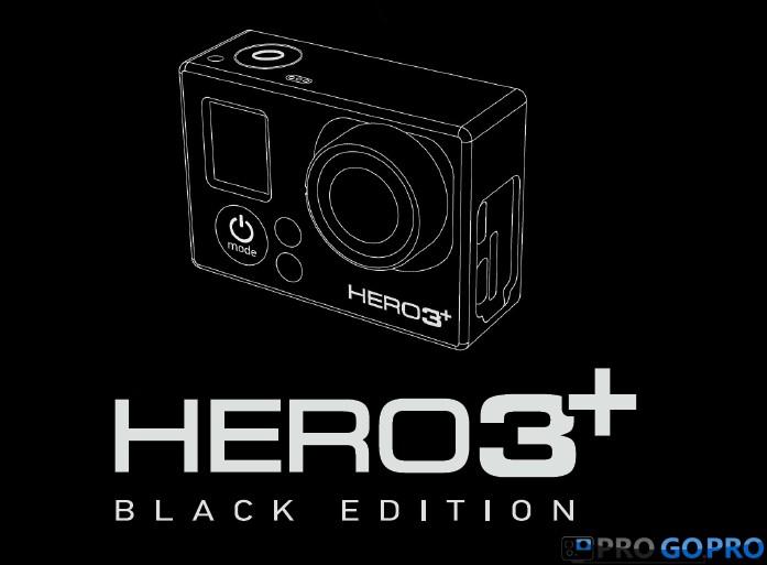black инструкция gopro hero 3