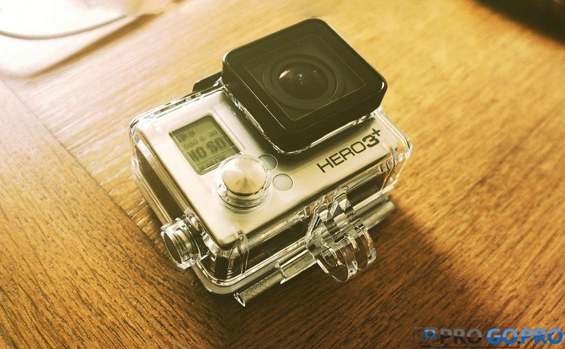 Обзор камеры GoPro Hero3+ Black Edition