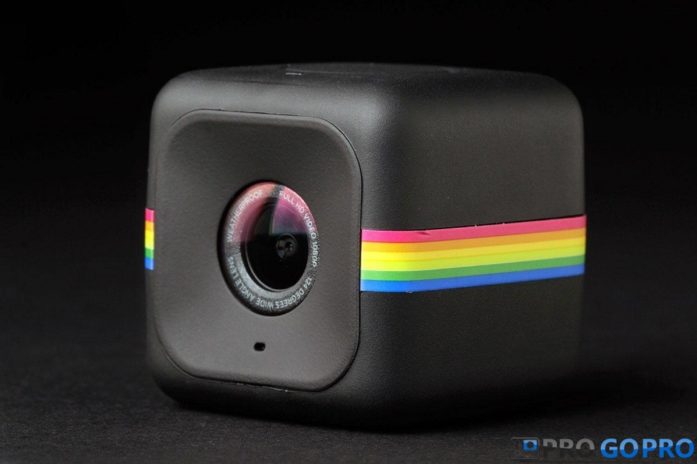 Обзор Polaroid Cube