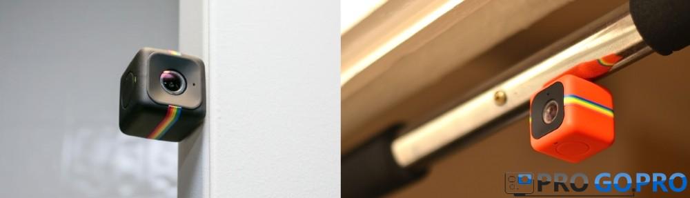 магнитное крепление камеры Polaroid Cube