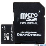 Delkin 32GB SDHC (Model No. DDMICROSDPRO2-32GB)