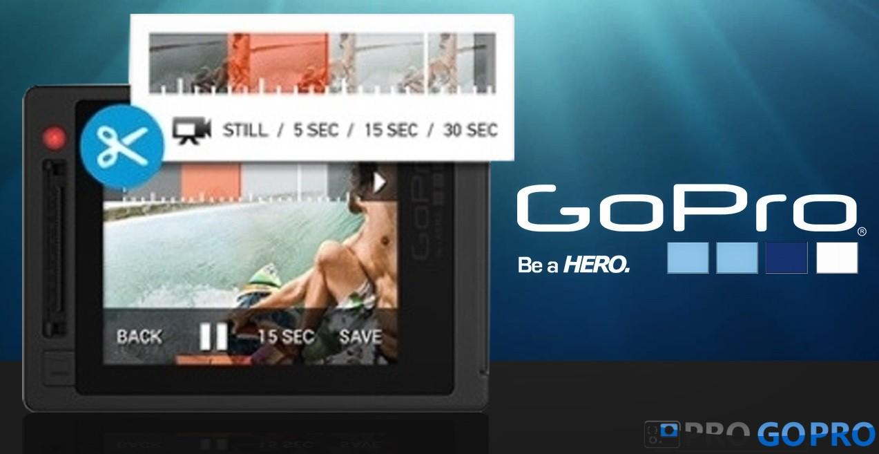 GoPro добавил функцию «Trim-And-Share» для мобильных и камер