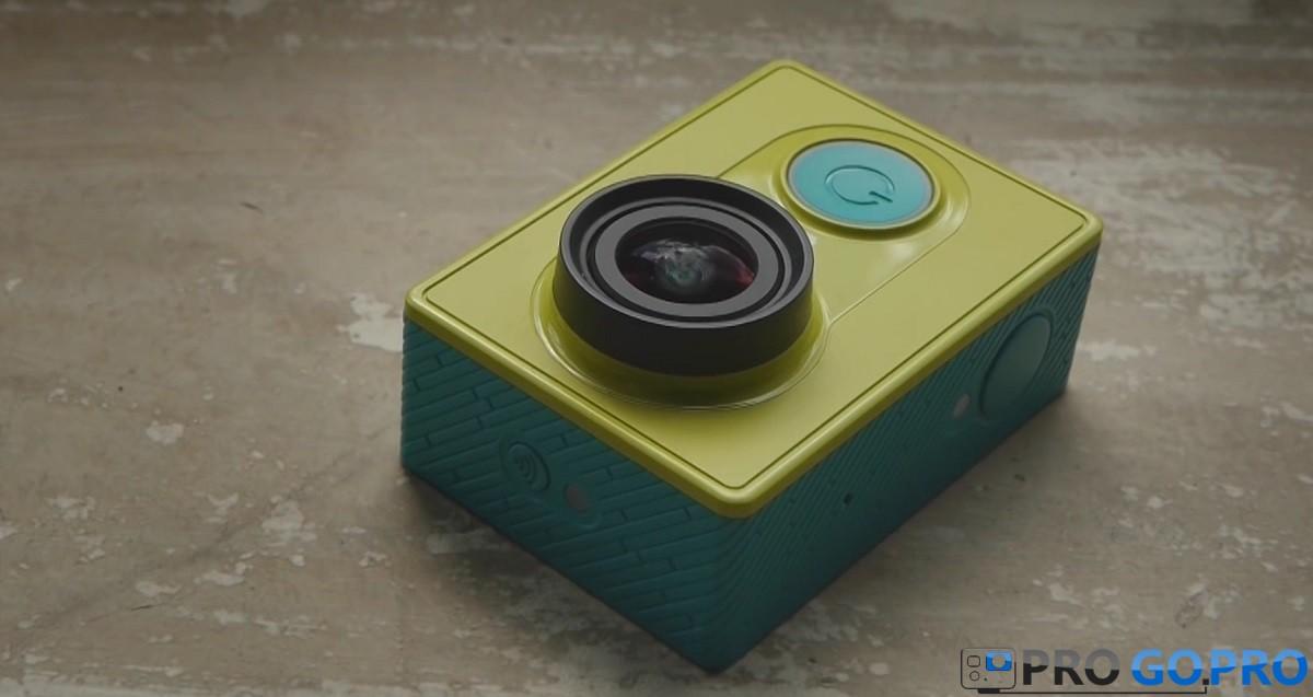 Обзор камеры Хiaomi Yi