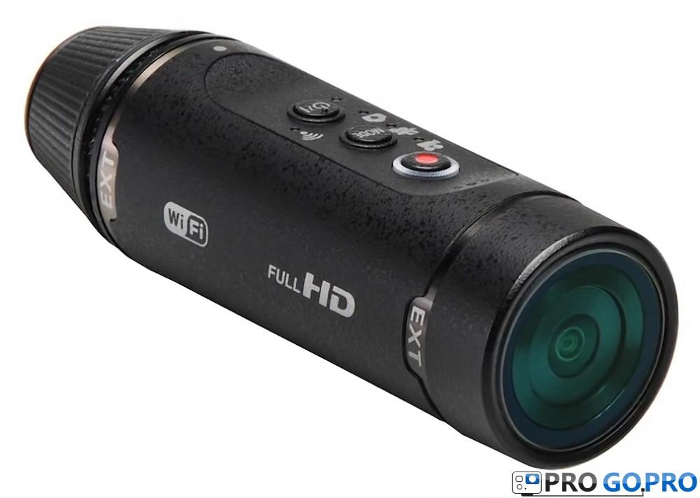 Обзор камеры Panasonic HX-A1