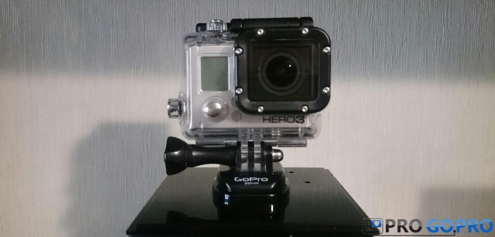 отзыв о экшн камере GoPro Hero3 black