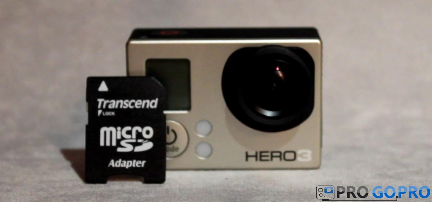 Как обновить прошивку на камеру GoPro Hero3. Ручной метод