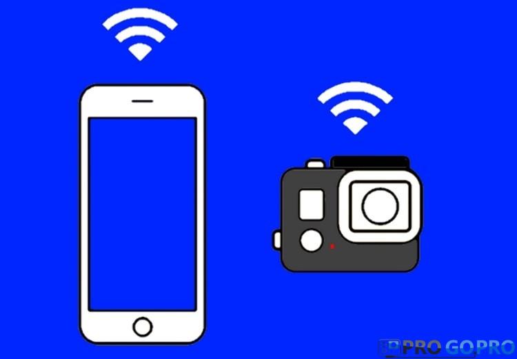 Как подключить камеру GoPro к iРhone