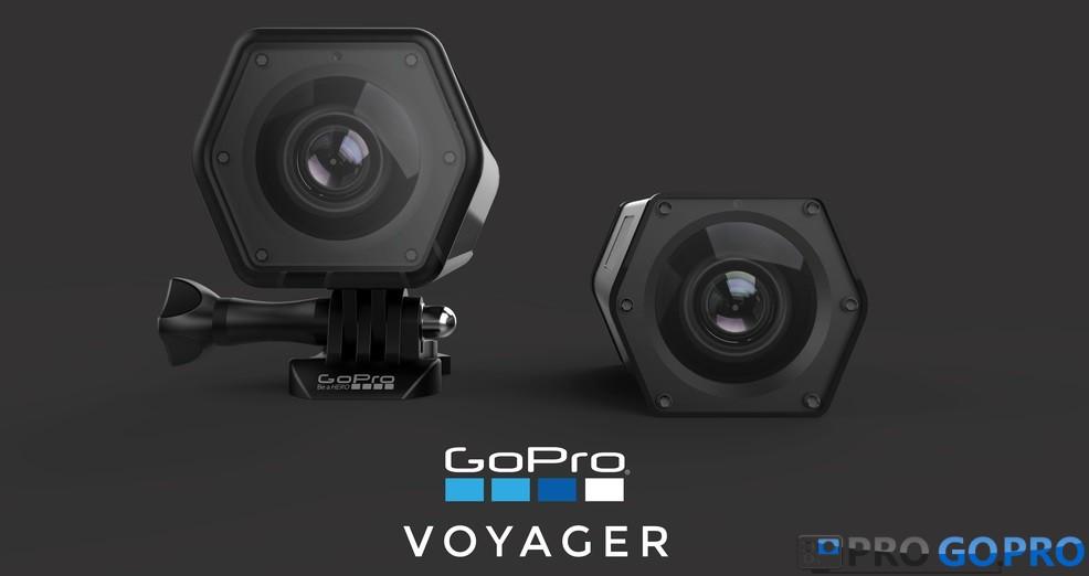 камера GoPro Hero Voyager