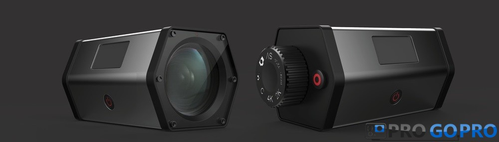 GoPro Hero Voyager общий вид