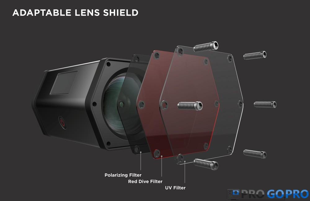 GoPro Hero Voyager фильтры