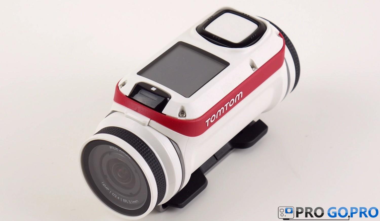Дисплей камеры TomTom Bandit