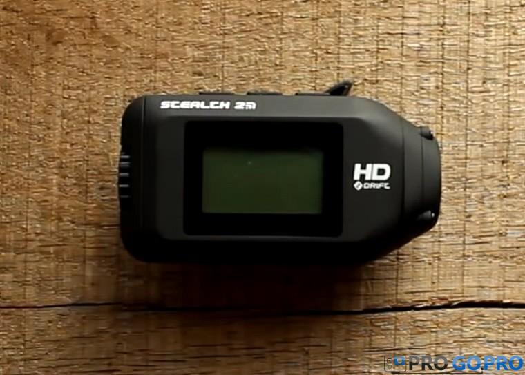 Обзор камеры Drift Stealth 2