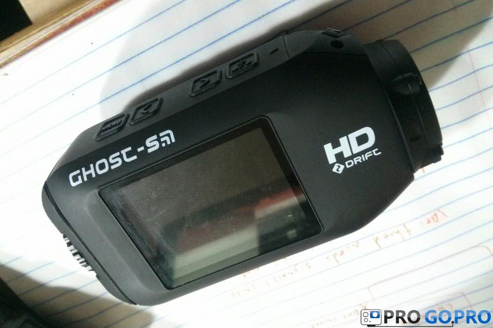 Обзор камеры Drift Ghost-S