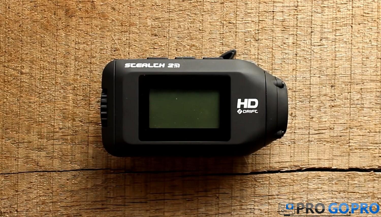 Обзор экшн камеры Drift Stealth 2